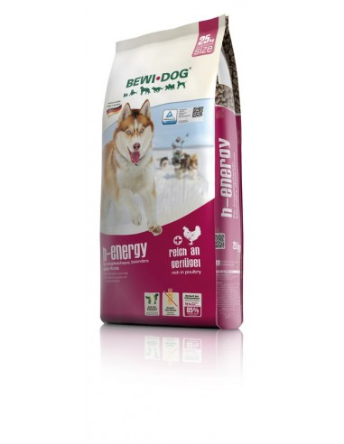 Croquettes Chien Bewi Dog H-Energy