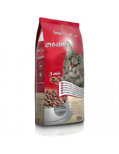 Croquettes Chat Bewi Cat Crocinis