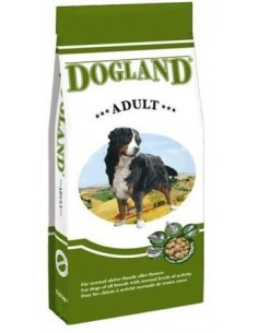 Croquettes Chien Dogland Adult