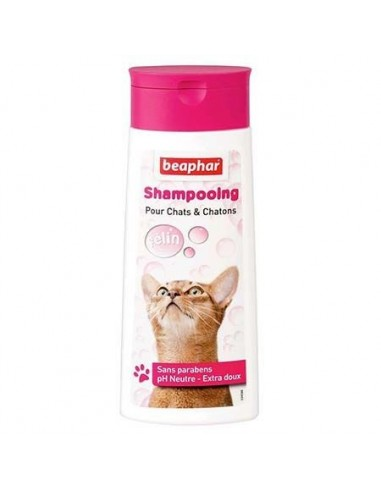 Shampooing extra-doux 250 ml - Chat |...