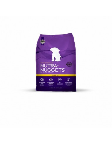 Croquettes Chien Nutra Nuggets Puppy