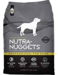 Croquettes Chien Nutra...