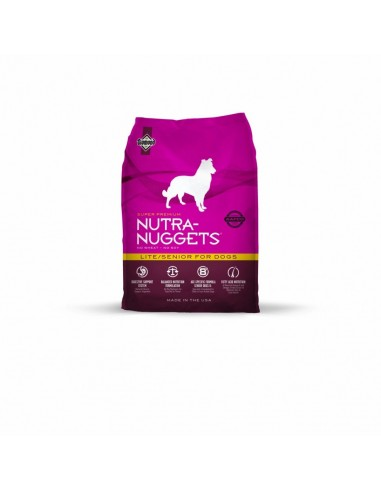 Croquettes Chien Nutra Nuggets Lite &...