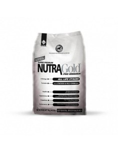 Croquettes Chien Nutra Gold...
