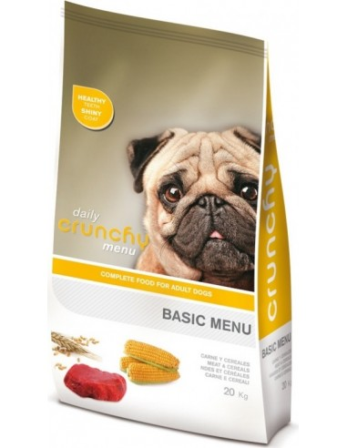Croquettes Chien Crunchy Diary Basic...