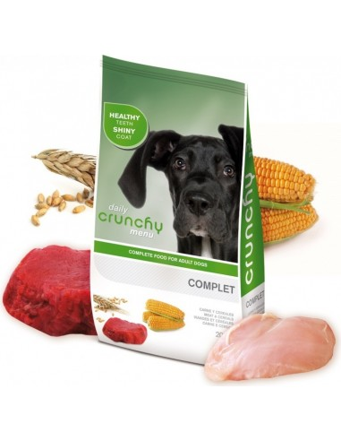 Croquettes Chien Crunchy Diary Complet